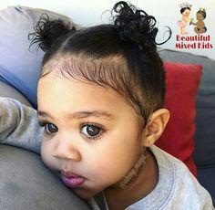 Maya - 1 Year • Mom: Ethiopian • Dad: African American ❤
