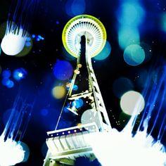Seattle Space Needle @sassyk926-#cameran #cameranapp