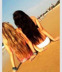 Tumblr beach hair