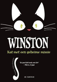 06/52. Kinderboek vanaf 10 jaar. Een arrogante kat zit plotseling in het lichaam van een 12-jarig meisje.