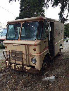 '79 Chevy StepVan Delivery Truck