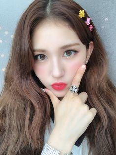Kpop Girl Groups, Korean Girl Groups, Kpop Girls, The Most Beautiful Girl, Beautiful Asian Girls, Mode Rose, Jeon Somi, Kpop Aesthetic, Hey Girl