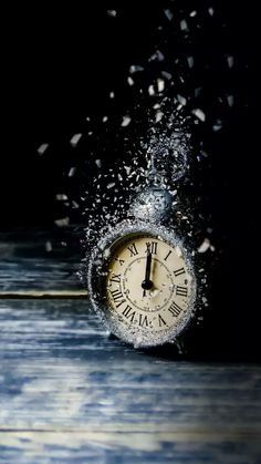 GRS says:  The realization that Time is Eternal maybe?