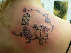 Little Birdy Tattoo