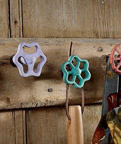 Faucet Hooks, Set of 5
