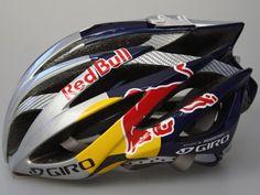 Red Bull Giro helmet. I want it!