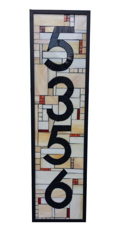 I can make you a personalized number, letter, or picture for your home. Make sure everyone can find you with these bright, fun, and unique to you house numbers. Any size, shape, color, and style, it's