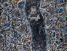 Jean Dubuffet (1901-1985) – New Love
