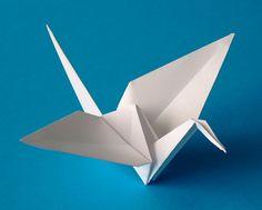 """O żurawiach origami: """"Paper cranes are traditional Japanese symbols of peace, good luck, and good health"""". Mamy zatem symbol spokoju(relaks), szczęścia i dobrego zdrowia. Dosyć blisko tego co oznacza 'sanavi' ('wyleczyłam', 'poprawiłam', 'wyciszyłam'). Żuraw to też jedna z łatwiejszych figur origami więc pacjenci sobie poradzą ze składaniem origami w poczekalni :-)"""
