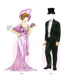 Edwardian Costumes