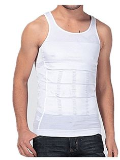 5c0d891203 Mens Body Shaper Slimming Shirt Tummy Waist Vest Lose Weight Shirt     Check  this awesome product by going to the link at the image.