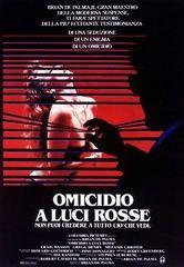 Omicidio a luci rosse (Body Double), USA 1985, di Brian De Palma