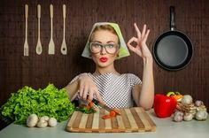 Новые и простые салаты