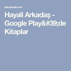 Hayali Arkadaş - Google Play'de Kitaplar