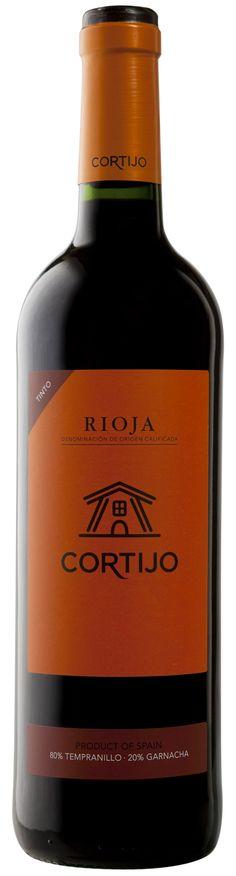 Cortijo Rioja Tinto 2010  1.50L   (16)