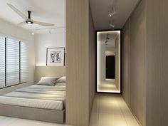 Modern Master Bedroom, Modern Bedroom Design, Home Interior Design, Bedroom Closet Design, Girl Bedroom Designs, Dream Apartment, Apartment Design, Cozy Reading Rooms, Bedroom Colors