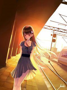 Tags: Anime, Wind, Sankarea, Sanka Rea, Pixiv Id 3437216