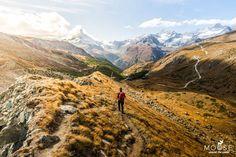 5 Seen Runde Wanderung Matterhorn