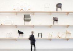 Bivouac Exhibition by Ronan