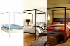 Ikea Letto A Baldacchino Edland.12 Fantastiche Immagini Su Letti Bedrooms Bed Furniture E Bed Room