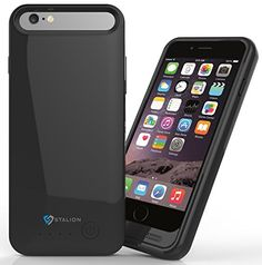 Stalion 3100mAh  Protective Rechargeable Extended Charging Case for Apple iPhone 6 & 6s with 2 Interchangeable Frames + LED Charge Indicator Light (Apple MFi Certified) - http://allforcellphones.com/stalion-3100mah-protective-rechargeable-extended-charging-case-apple-iphone-6-6s-2-interchangeable-frames-led-charge-indicator-light-apple-mfi-certified/