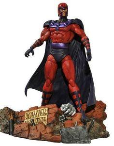 Action Figure Mgneto - X-men Marvel Select 101444 - sapekinhatoys