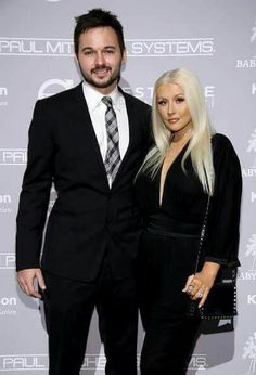 Christina Aguilera Photos - Matthew Rutler (L) and recording artist Christina Aguilera attend the Fifth Annual Gala, Presented By John Paul Mitchell Systems at on November 2016 in Culver City, California. - Fifth Annual Gala, Summer Rain, John Paul, Christina Aguilera, Photo L, Role Models, Paul Mitchell, November, California, Queen
