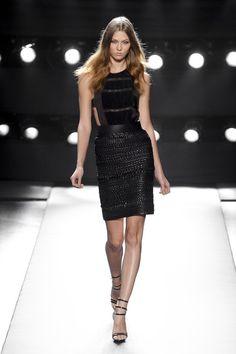 Karlie Kloss at Gianfranco Ferre _