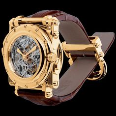 Manufacture Royale Opera Yellow Gold