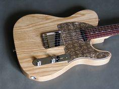 "Custom ""T"" Style - Rice Custom Guitars"