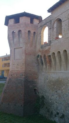 Lovely tower in Castellarano, Reggio Emilia