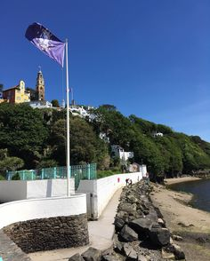 Sunny times in #portmeirion by thompsytron