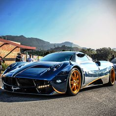 Pagani huayra 730S, a one of one.
