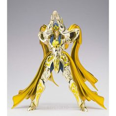 FIGURINE - SAINT SEIYA SOUL OF GOLD - Aquarius