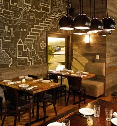 Picca casual cantina ambience