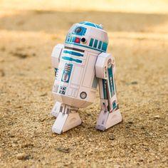 Craft Time: R2-D2 Papercraft