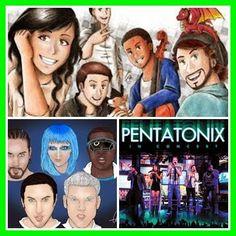 EL Chusmarino Amarillo: Música para un día especial- Pentatonix un grupo d...