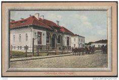 Oltenita - Oficiul Postal - interbelica