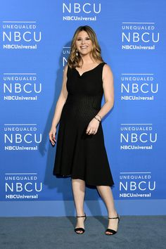 Jenna Bush Hager attends the 2017 NBCUniversal Upfront at Radio City Music Hall on May 15, 2017 in New York City.