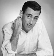 J.D. Salinger, 1962. Antony Di Gesu/San Diego Historical Society, via Getty Images