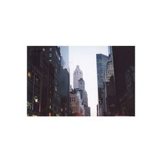 a city lit by fireflies ❤ liked on Polyvore featuring pictures, photos, backgrounds, places and new york
