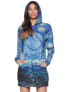 Starry Night Slouchy - LIMITED (US ONLY $120USD) by Black Milk Clothing