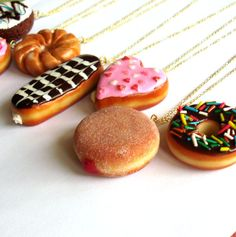 Hey, I found this really awesome Etsy listing at https://www.etsy.com/listing/239383418/donut-necklace-large-doughnut-pendant