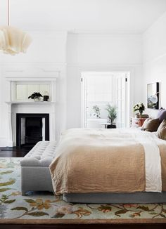 10 homes where old meets new | Belle