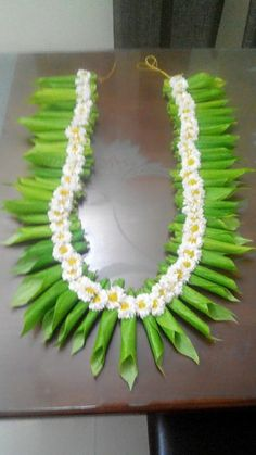 All For Love Creations by Malia & Ohana's media content and analytics Rangoli Designs Flower, Flower Rangoli, Beautiful Rangoli Designs, Flower Garlands, Flower Designs, Flower Ornaments, Diwali Decorations, Stage Decorations, Festival Decorations