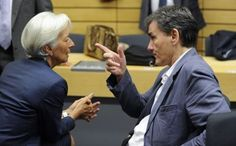 The Greek crisis, having shaken the eurozone to its core, is likely to have similar seismic effect on another massive institution, the IMF. Bbc News, Daily News, Greek, Couple Photos, Core, Waves, Couple Shots, Couple Photography, Greece
