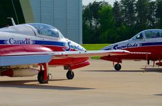 CT-144 RCAF Snowbirds