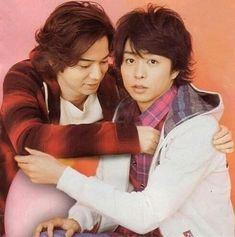 Matsumoto Jun+Sakurai Sho 櫻井 翔 Tumblr, Japanese Boy, Try Harder, Japan Art, Bambi, Original Image, Boy Bands, Fangirl, Album