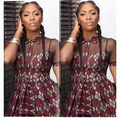 afrikanischer druck Latest Ankara Styles for Work Latest Ankara Styles for Work Latest Nigerian Ankara Styles, Ankara Gown Styles, Ankara Dress, Ankara Fabric, Dress Styles, Hair Styles, African Print Dresses, African Print Fashion, African Fashion Dresses
