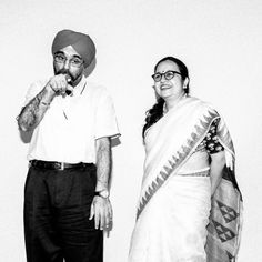 Dr. Gurminder Madan and Dr. Jagmeet Madan for How to Stay in Love by Aman Makkar     A quirky, introspective GIF photo essay for Design Fabric featuring 7 together-forever couples.     Photographer Aman Makkar / Editor Meera Ganapathi / Creative Director Sanket Avlani / Creative Producer Anant Ahuja, Madhuvanthi Mohan / Studio Soul Patch https://video.buffer.com/v/58f85e3e3133315c3ae681de